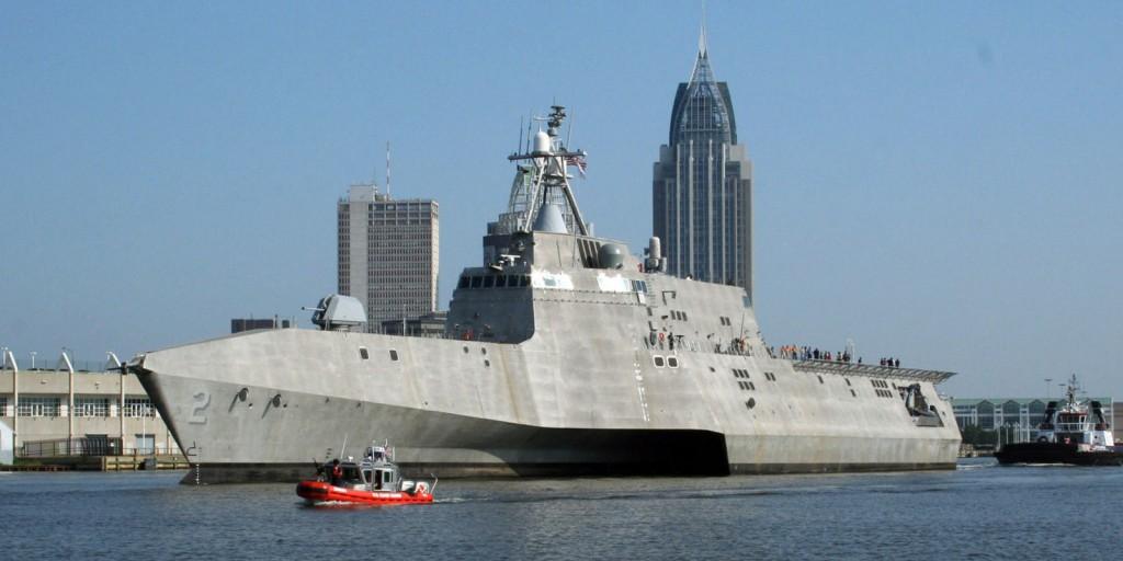 lcs navy